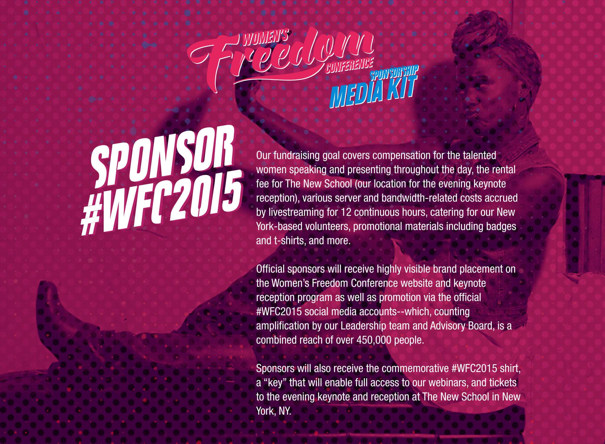 WFC2015 Media Kit