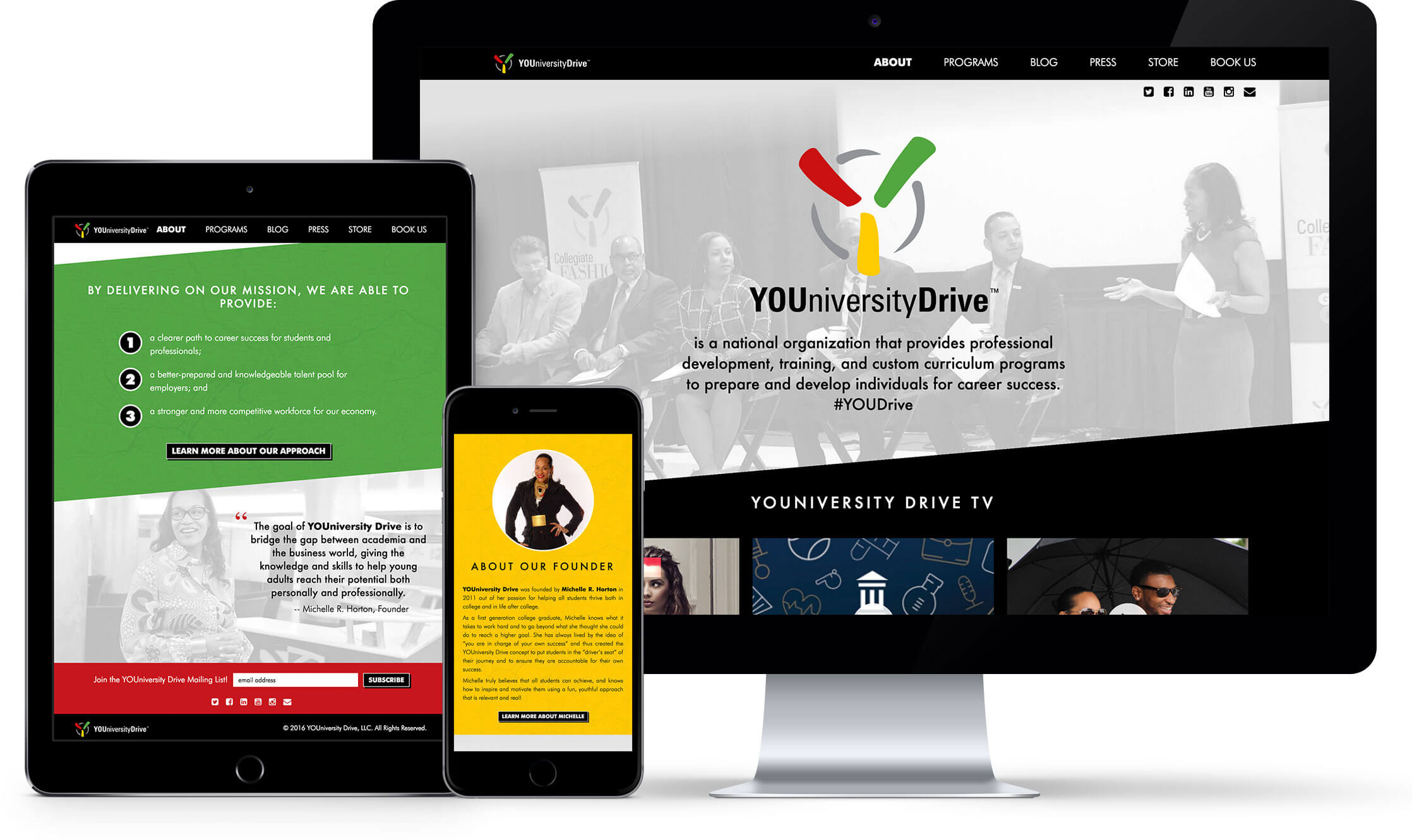 YOUniversity Drive