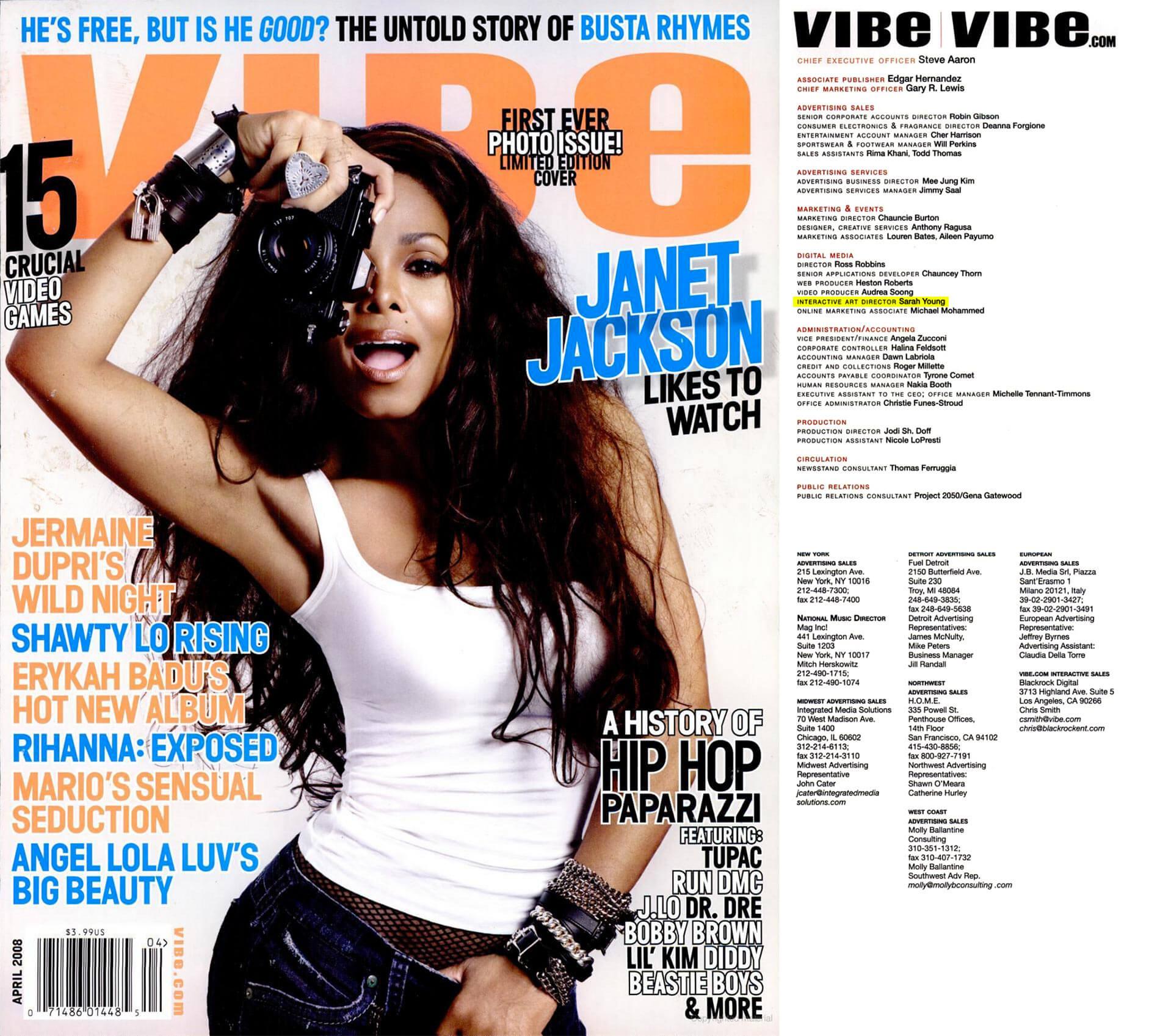 VIBE Magazine